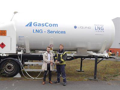 GasCom LNG-Services