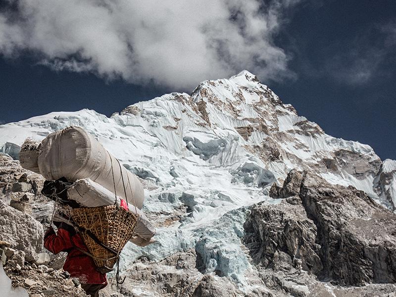 wo ist mein Sherpa