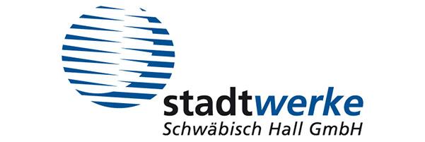 Logo Stadtwerke Hall