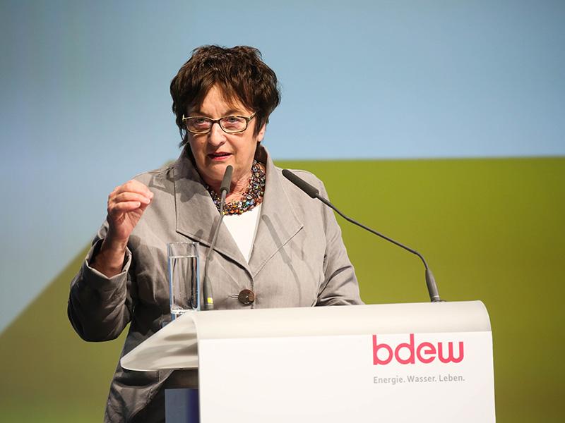 Brigitte Zypreis, Bundesministerin für Wirtschaft und Energie