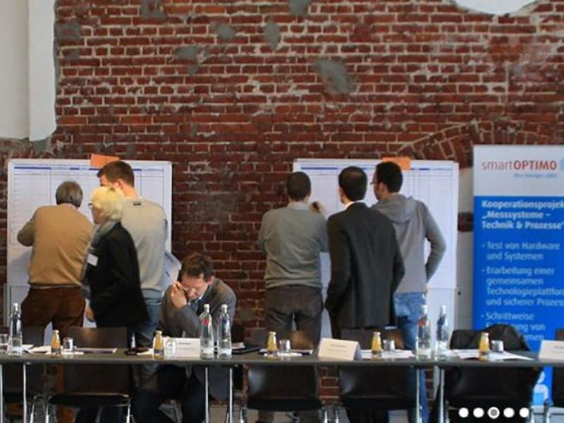 Netz- und Vertriebsforum von smartOPTIMO in Münster