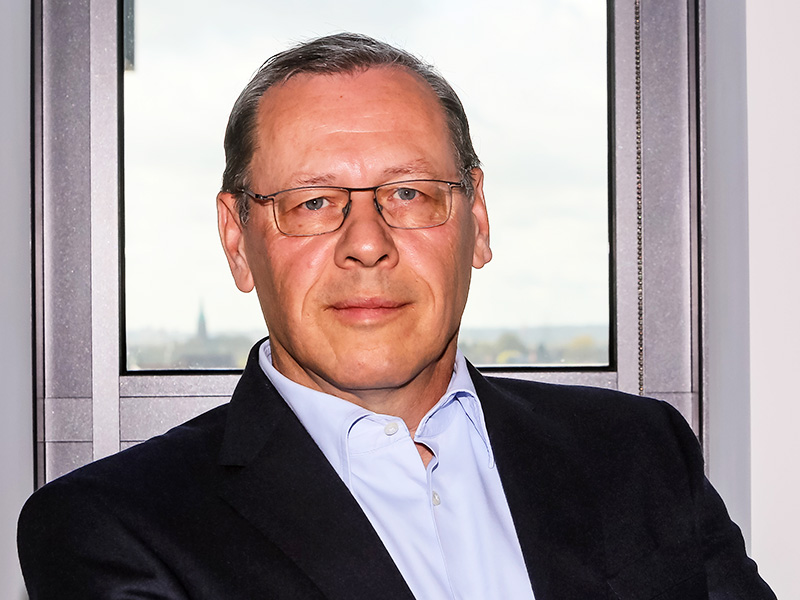 Dr. Thomas Gößmann, Geschäftsführer der Thyssengas GmbH