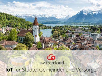 IoT-Lösungen für die Schweiz