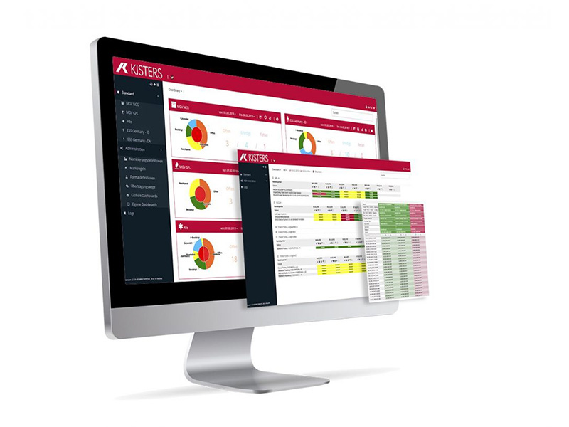 Mit dem Fahrplan-Cockpit bietet KISTERS jetzt ein modernes, komplett neu entwickeltes Tool für die gesamte Marktkommunikation auf Handelsebene. (Quelle: KISTERS)