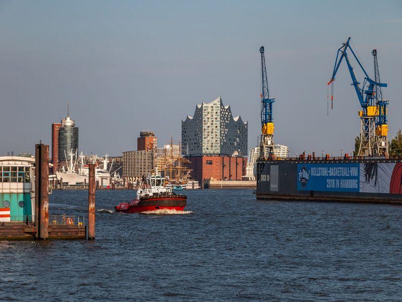 Blick auf Hamburg - LoiRaWAN - Stromnetz Hamburg, Submetering