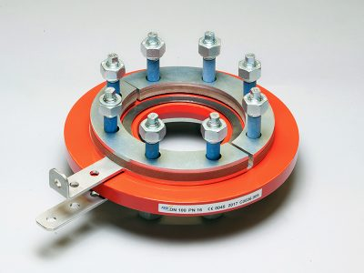 Isolierflansche in High Performance-Ausführung