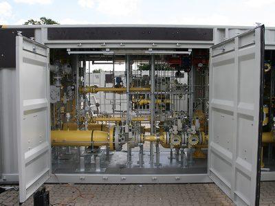 Mobile GDRM-Anlagen von CeH4