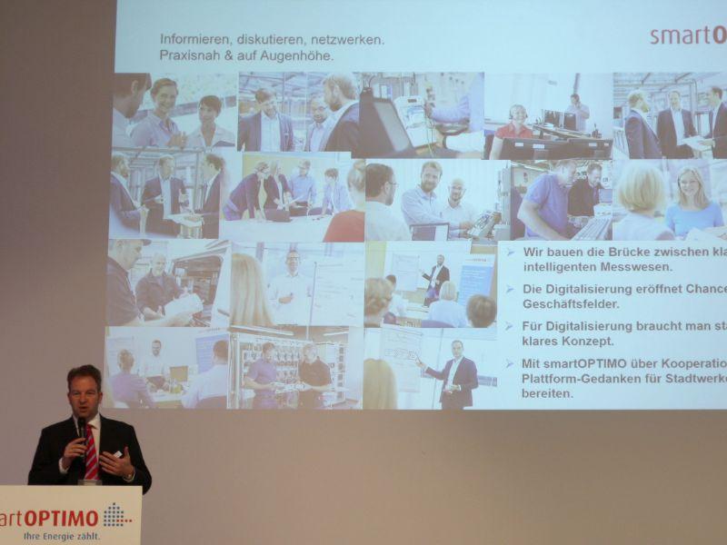 Geschäftsführer der smartOPTIMO GmbH & Co. KG