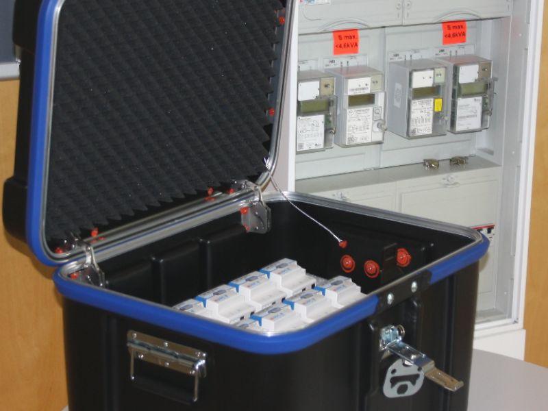 Sichere Transportbox für SMGW - PPC