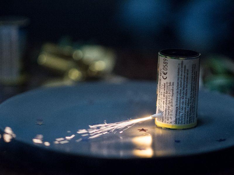 Digitalisierung im Kleinformat - Tischfeuerwerk