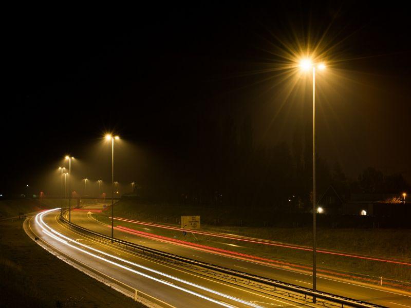 Per LoRaWAN schaltbare Straßenbeleuchtung von Zenner und CleverCity