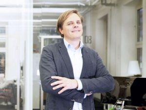 Til Landwehrmann, Gründer der LIV-T GmbH