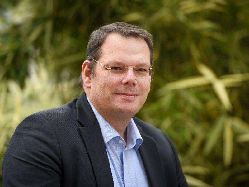 Heinrich Welter, General Manager DACH bei Genesys