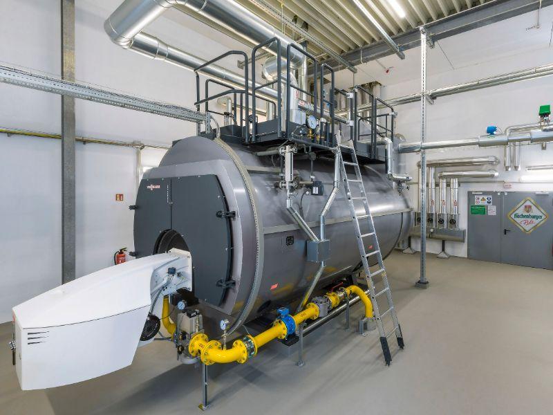 Viessmann Hochdruck-Dampferzeuger Vitomax HS