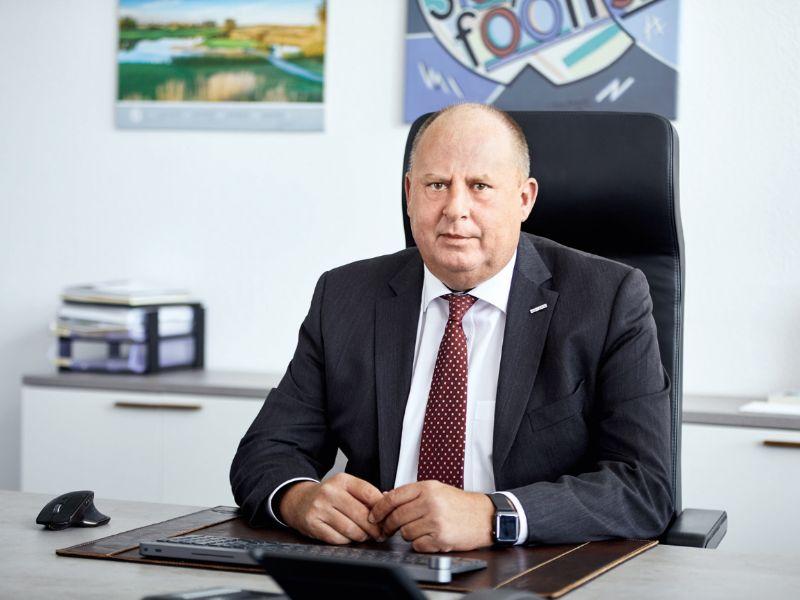 Karsten Vortanz, Geschäftsführer VOLTARIS GmbH