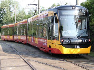 Karlsruher Mess-Straßenbahn