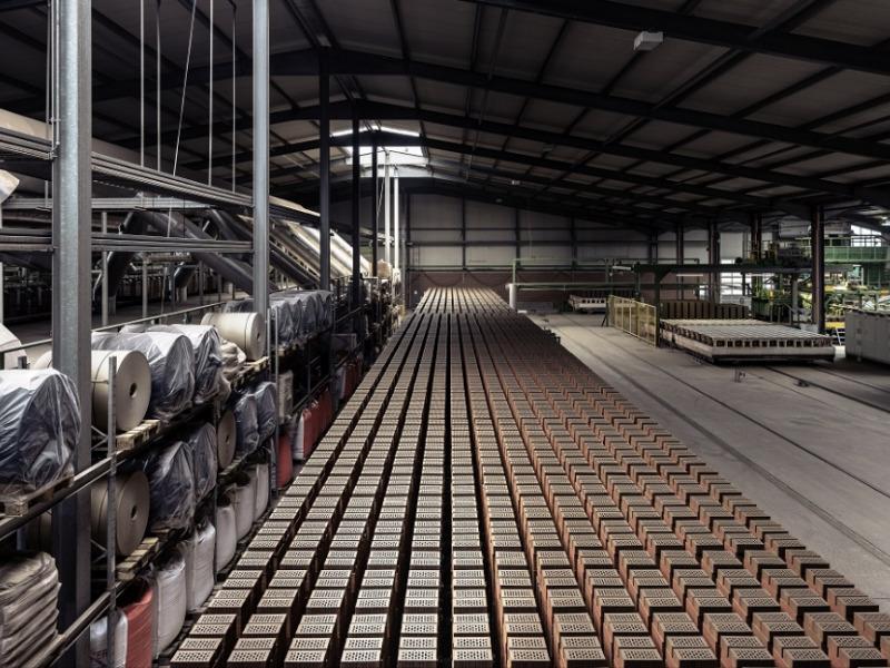 Gasturbine und KWK machen Klinkerhersteller energieeffizienter