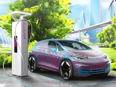 Volkswagen plant europaweit 36.000 Ladestationen für Elektroautos