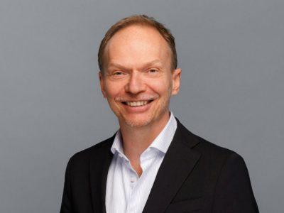 Steffen Elsässer, Managing Director von Capgemini
