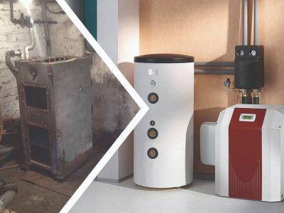 Abwrackprämie für alte Ölheizung bei Einbau von Wärmepumpe?