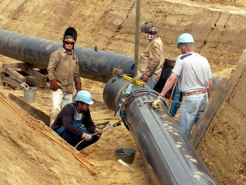Umstellung der Gasqualität