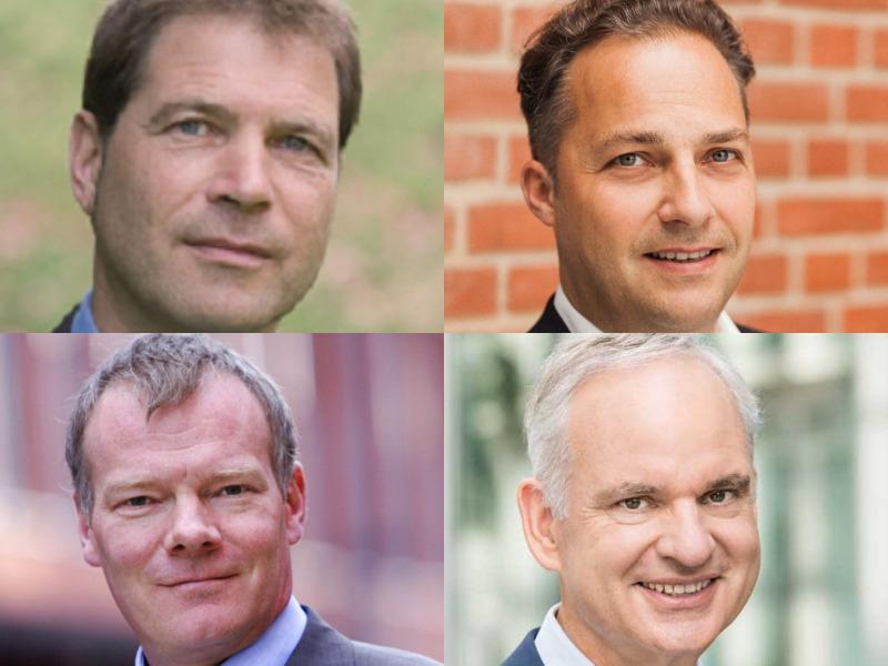 Energiewende in Gefahr? Stimmen von Axel Berg, Robert Busch, Gero Lücking und Johannes Teyssen