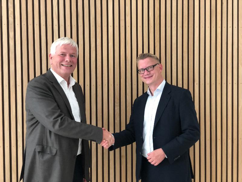 Ludger Hemker und Christopher Rath - Kooperation Digitalisierung
