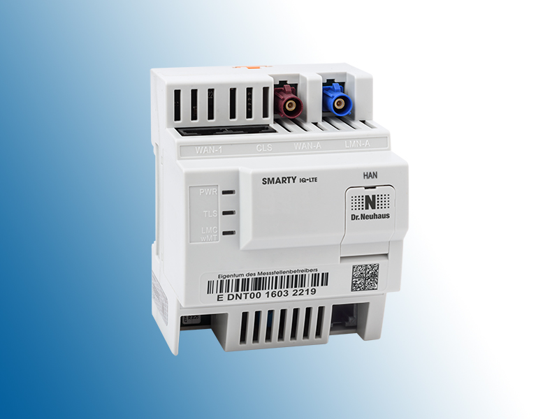 Smart Meter Gateway SiconiaTM SMARTY IQ