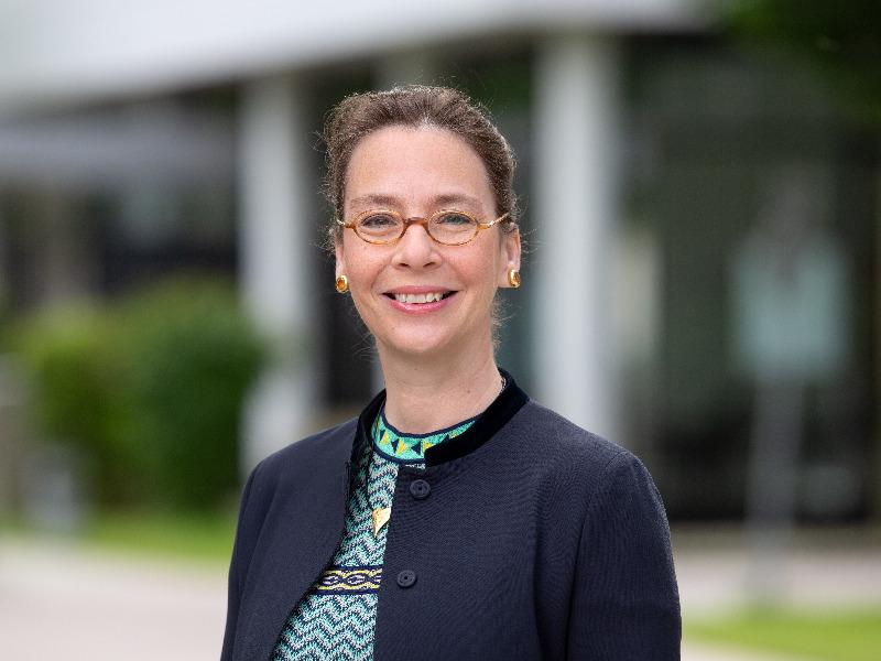Klimaschutz Victoria Ossadnik, Vorsitzende der Geschäftsführung der E.ON Energie Deutschland