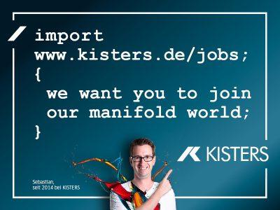 KISTERS AG sucht Support-Engineers für Leittechnik
