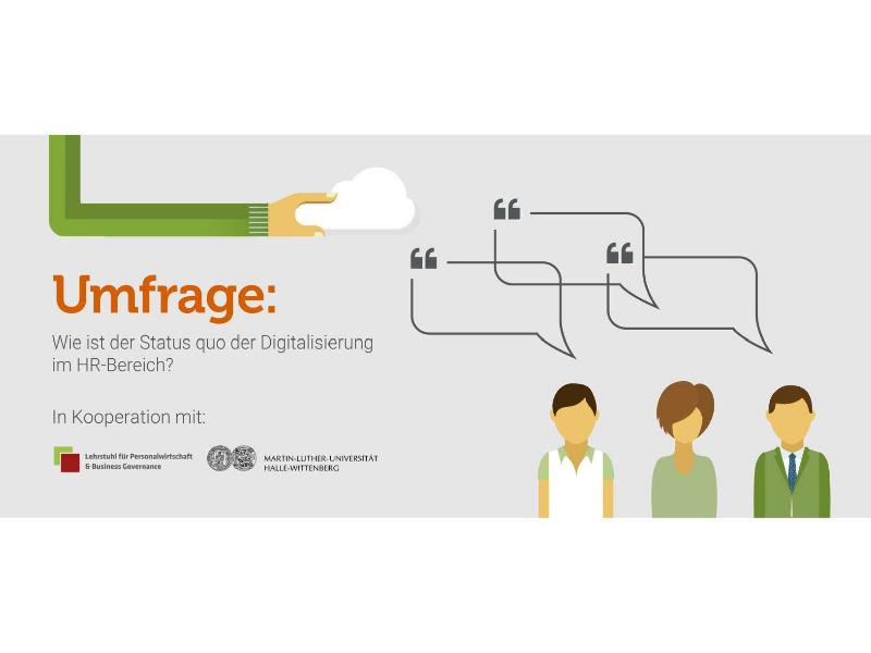 Digitalisierung im HR-Bereich