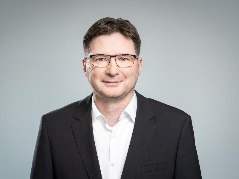 Dr. Volker Kruschinski, Schleupen AG