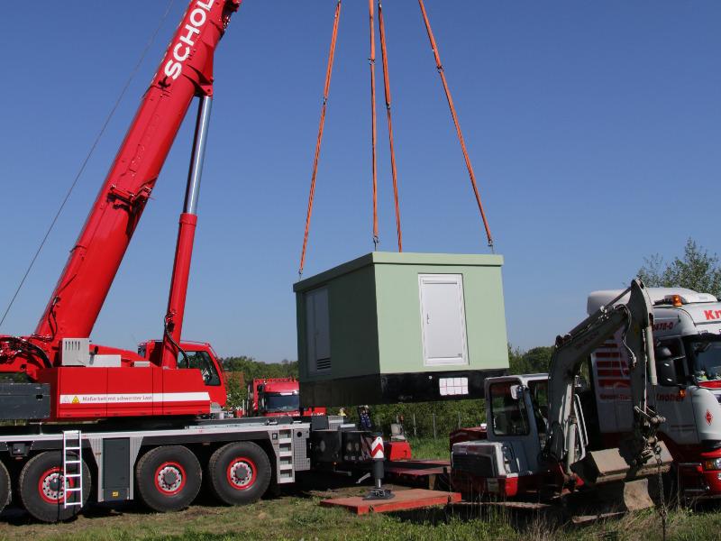 Projekt Hybrid Optimal - intelligente Energiezelle in Bühl