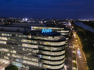 IT-Dienstleister Atos in Bezons / Paris