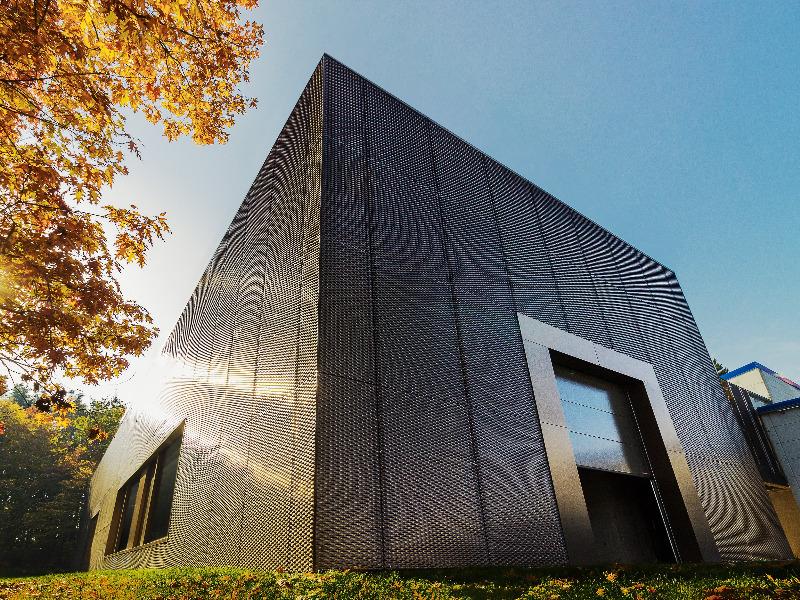 Centrum für Energiespeicherung am Fraunhofer Institut UMSICHT in Sulzbach-Rosenberg
