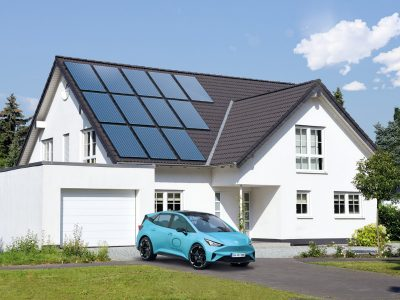 Elektromobilität Eigenen Solarstrom erzeugen und damit fahren mit sonnenDrive
