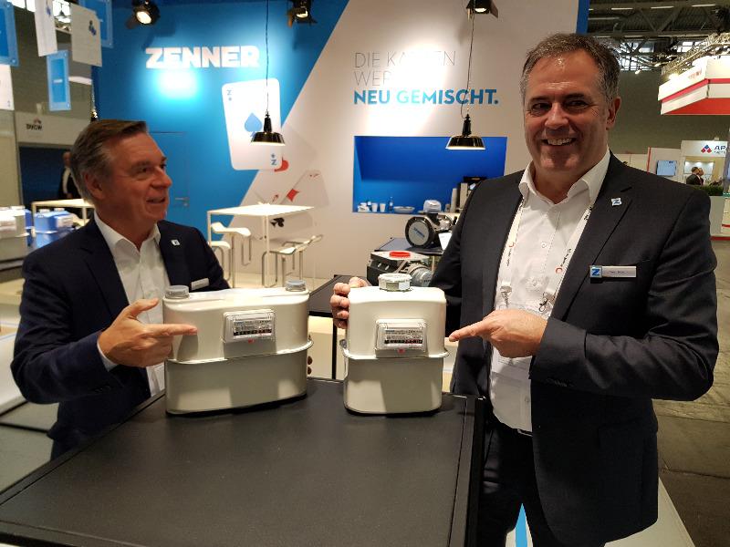Bernd Lang und Dieter Sucietto, ZENNER Wasserstoff