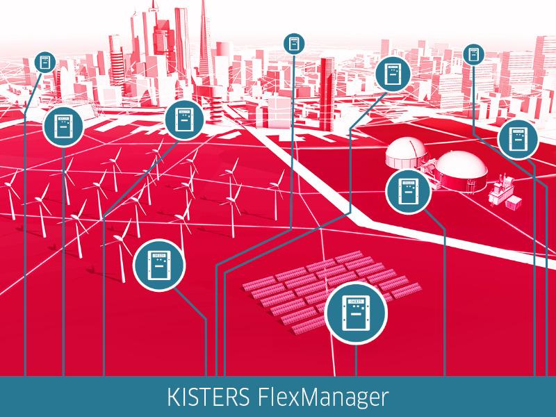 FlexManager von KISTERS
