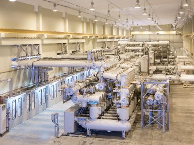 Clean-Air-Produkte sorgen für einen deutlich klimafreundlicheren Betrieb