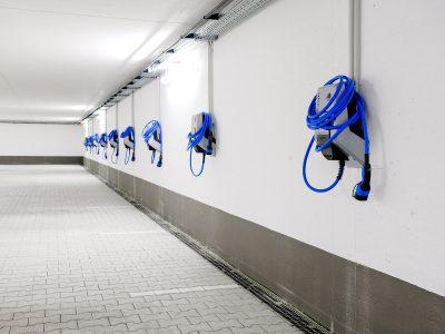 Ladesäulen für Elektromobilität