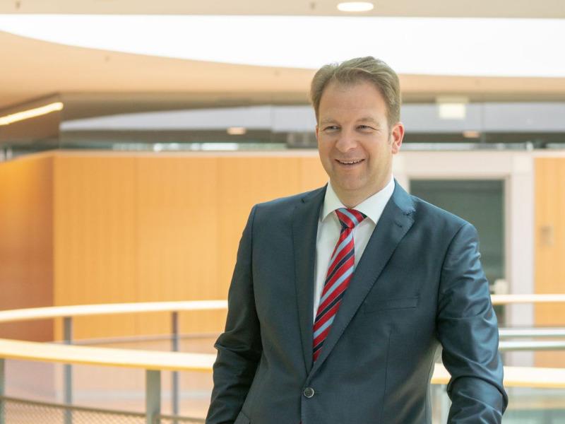 smartOPTIMO-Geschäftsführer Dr. Fritz Wengeler freut sich auf das Netz- und Vertriebsforum