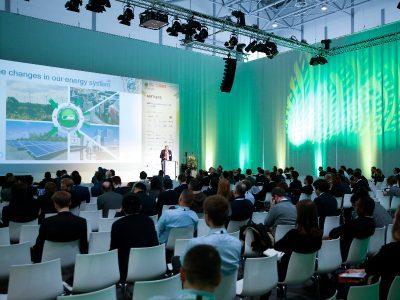 Klimaschutz im Fokus der Konferenzen zur ENERGY STORAGE EUROPE