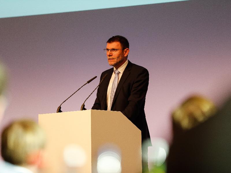 Dr. Stefan Küppers beim FNN-Kongress Netze 2019