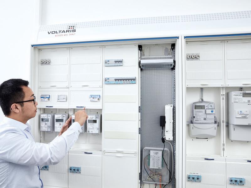 VOLTARIS Anwendergemeinschaft Messsystem Feldtest