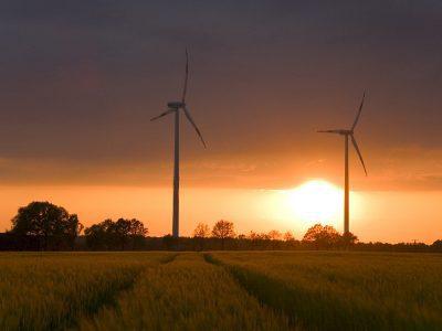 Momentanreserve aus Windenergie
