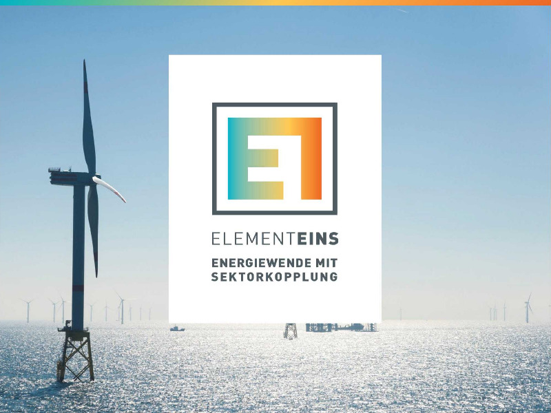 Power to Gas-Projekt ELEMENT EINS