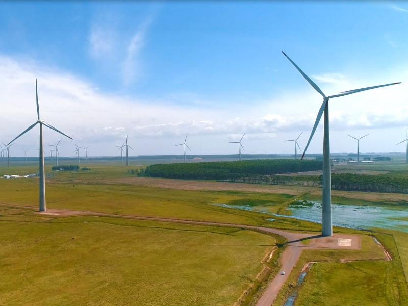Nordex Group errichtet Windpark in Brasilien