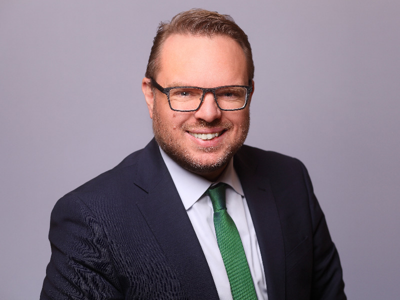 Bouke Stoffesma, Hausheld AG, plädiert für den Voll-Rollout