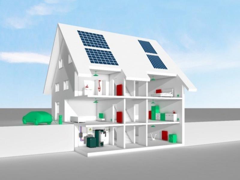 Mikro-KWK-Anlagen in Gebäuden