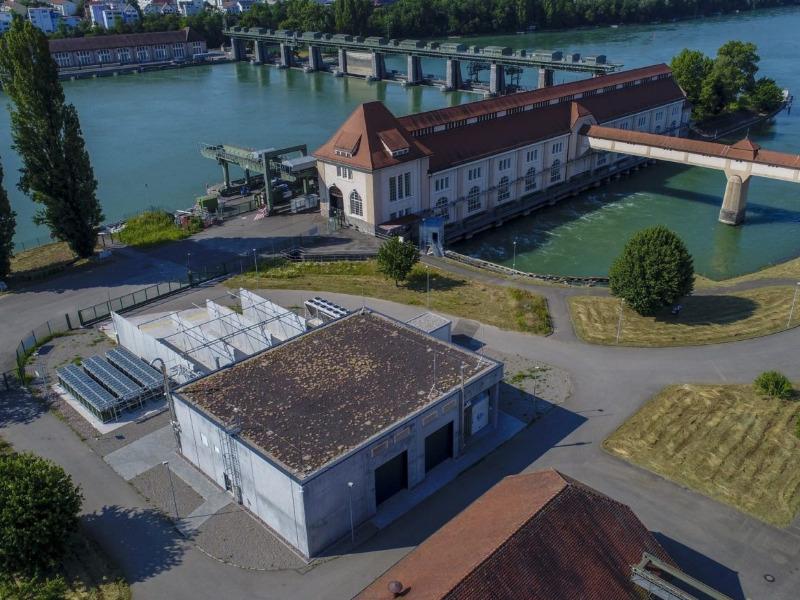 Power-to-Gas-Anlagen in Grenzach-Wyhlen